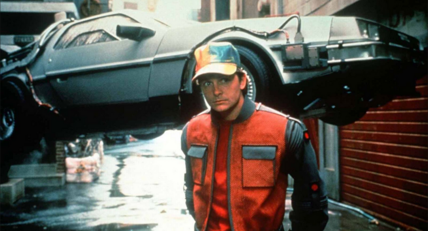 Marty McFly Costume Ideas