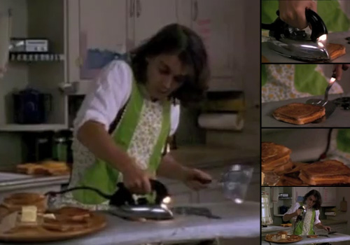 Benny Amp Joon Style Grilled Cheese Tutorial Collegiate Cook